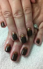 111 best fall nails images on pinterest fall nails fall nail