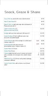 Restaurant Assistant Manager Resume Sample by The Dava Hotel Menu Menu For The Dava Hotel Mount Martha