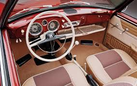volkswagen beetle convertible interior 1958 volkswagen karmann ghia left side view photo 1 vrooommmmmmm