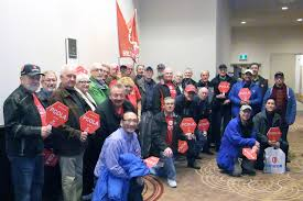 lexus woodhaven winnipeg unifor ford local 584 retirees news