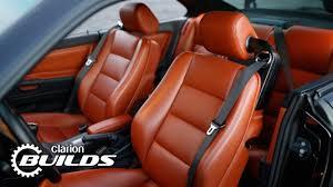clarion builds 90 u0027s bmw 8 series restomod gets interior upgrade