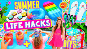 diy hacks youtube 10 diy summer projects life hacks that everyone must know