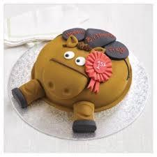 pony cake sparky pony celebration cake waitrose