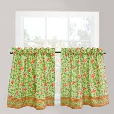 Hunter Green Kitchen Curtains by Buy Green Curtains From Bed Bath U0026 Beyond
