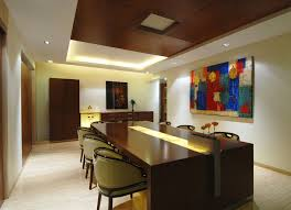 decorative wall arts in kitchen bar area in bungelore duplex house
