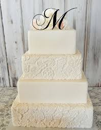 monogram wedding cake topper 43 best of monogram wedding cake topper wedding idea