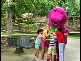 barney imagination collection dvd talk review dvd video
