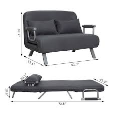 oversized sleeper chairs u0026 sofas for heavy people for big and