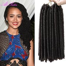 best crochet hair best crochet braid faux locs braid hair twist synthetic