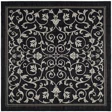 Outdoor Rug Square by Luxurious Indoor Outdoor Area Rug Safavieh Com