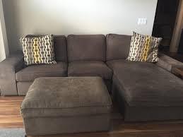 Kivik Ottoman Ikea Kivik Sectional Sofa Chaise Ottoman Central Saanich