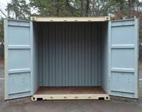 Rent Storage Container - 10 u0027 residential storage container rental boss rentals