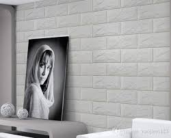 romantic embossed 3d wall panel faux brick wall panels xpe