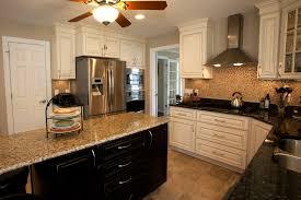 black kitchen island with granite top home design planning