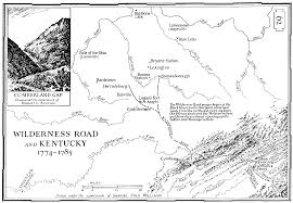 Map Of Kentucky Counties The Usgenweb Archives Project South Carolina Maps