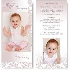 27 first birthday and baptism invitation wording 1st birthday and