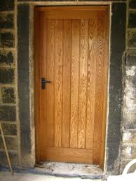 Wickes Exterior Door Hardwood Front Door And Frame Oak Panelled Door And Frame Wickes