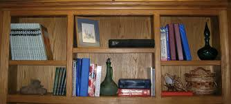 Free Shelf Woodworking Plans by How To Build A Wood Book Shelf At Leeswoodprojects Com