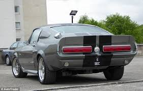ford mustang shelby gt500 uk eleanor the shelby mustang gt500 from in sixty seconds for