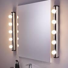 Applique 3 Lumières De Salle Applique Salle De Bain 5 Lumières Acier Inox L60cm Liz Applique