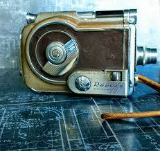 1940 u0027s vintage revere 16 magazine movie camera camcorder