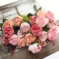 online get cheap silk roses leafs aliexpress com alibaba group