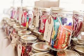 candy wedding favors jar candy wedding favors criolla brithday wedding