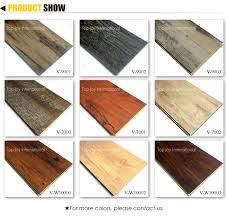 luxury waterproof pvc tile wood click vinyl flooring topjoyflooring