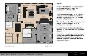 Unit Floor Plans Designs Cool Modern Floor Plans With Courtyard Home Interior Design Simple