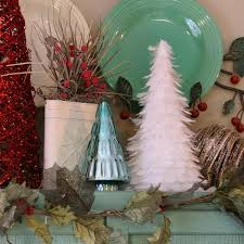 12 inch goose coquille feather tree white the feather place