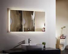 backlit mirror ebay