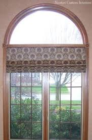 Curtain Ideas For Curved Windows How To Dress A Arched Window View Topic How Do You Blind Cover
