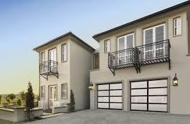 modern style garage doors and openers san antonio
