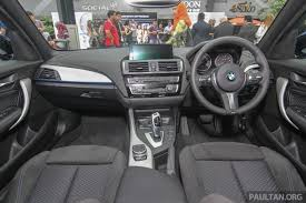 bmw 125i price bmw 1 series facelift launched 120i m sport ckd rm220k