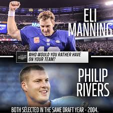 Philip Rivers Meme - nick marino on twitter eli manning has 2 super bowl rings