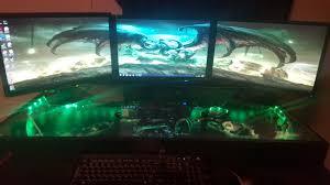 Custom Built Computer Desks Beautiful Custom Gaming Computer Desk Images Concept Hand Built Pc