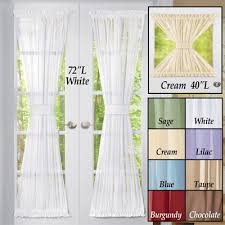 Door Panel Curtains Collections Etc Curtains S L 225 Graceful Capture Item 1 Solid