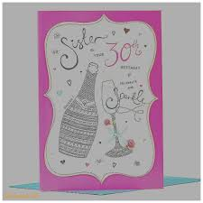 birthday cards best of happy 30th birthday sister card happy