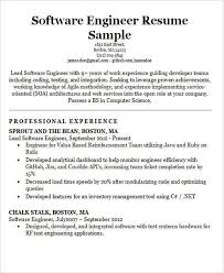 Test Engineer Resume Template Rf Engineer Resume Sample Top 8 Rf Engineer Resume Samples Top 8