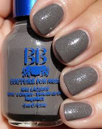 buy grey brown silver shimmer and silvery white glitter nail polish