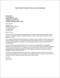 student cover letter exle cover letter exles for resume for college students cover