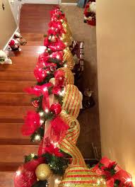 Banister Christmas Ideas The Nifty Thrifty Family November 2012