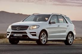 mercedes suv 2012 models 2012 mercedes ml class with official photos