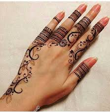 eid mehndi designs 2017 sizzling henna designs for