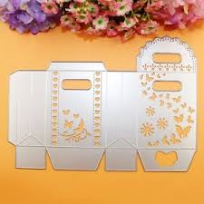 wedding gift bag metal cutting die biscuits cookies wedding gift bag die