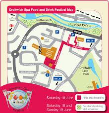 Festival Map Festival Map Droitwich Spa Festival