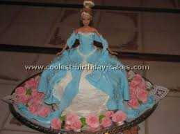 coolest cinderella cakes on the web u0027s largest homemade birthday