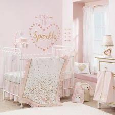 Pink And Blue Crib Bedding Baby Boy Bedding Set Comforter Crib Blanket Grey Blue White Cotton