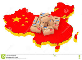 China On A Map Map Of China 3d Model Cgstudio 3d Map Of China Stock Photo