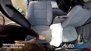 Upholstery Car Seats Near Me Car Upholstery Cleaning Fabric Youtube